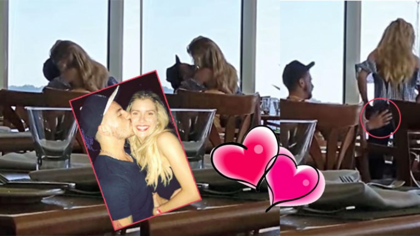 Fede Bal mostró la intimidad con Laurita Fernández en un hotel