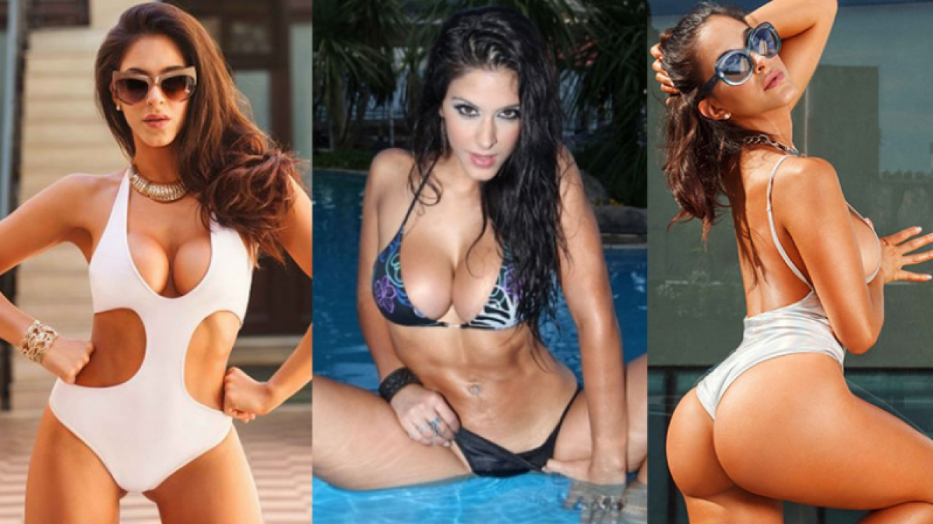 Celeste Muriega se deberá cambiar las prótesis mamarias. (Foto: revista Playboy)