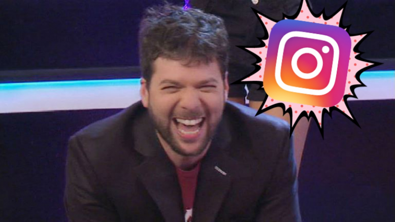 Guido Kaczka abrió su cuenta de Instagram y mirá cuál fue su primera foto.