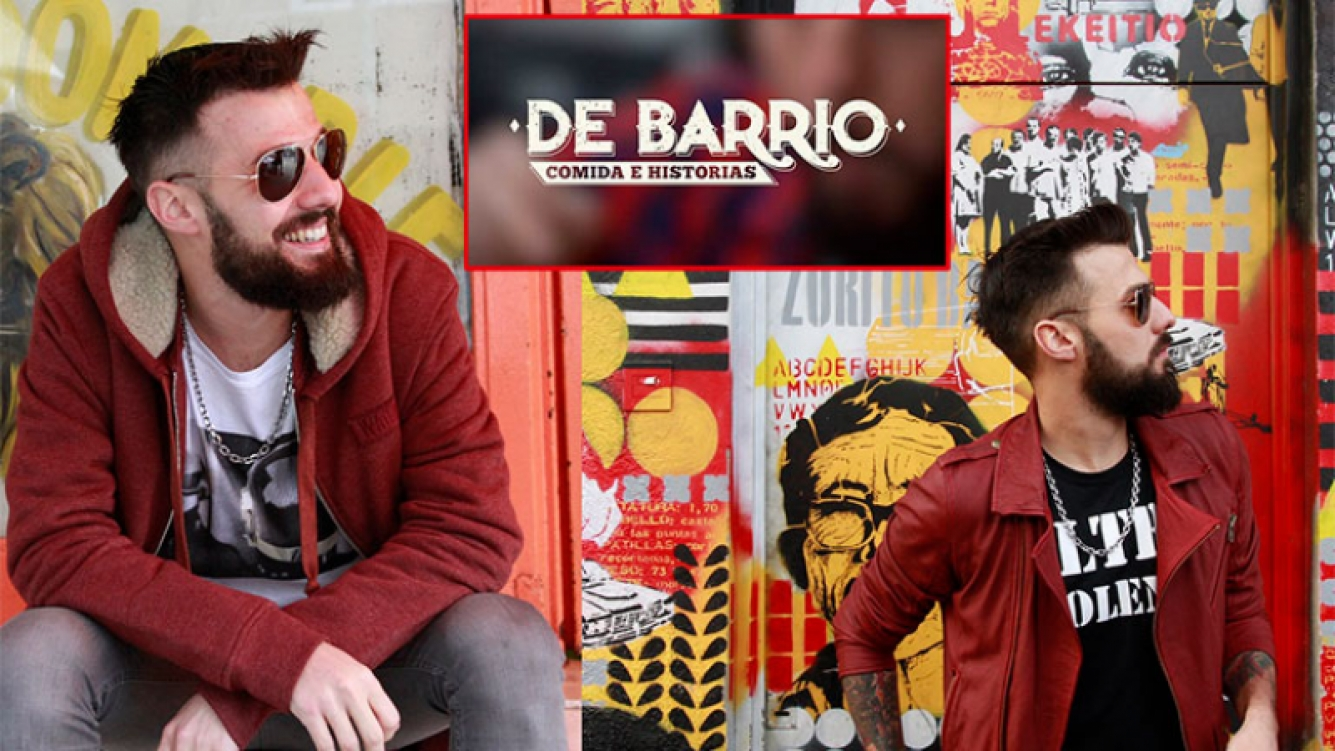 De Barrio, un novedoso recorrido culinario.