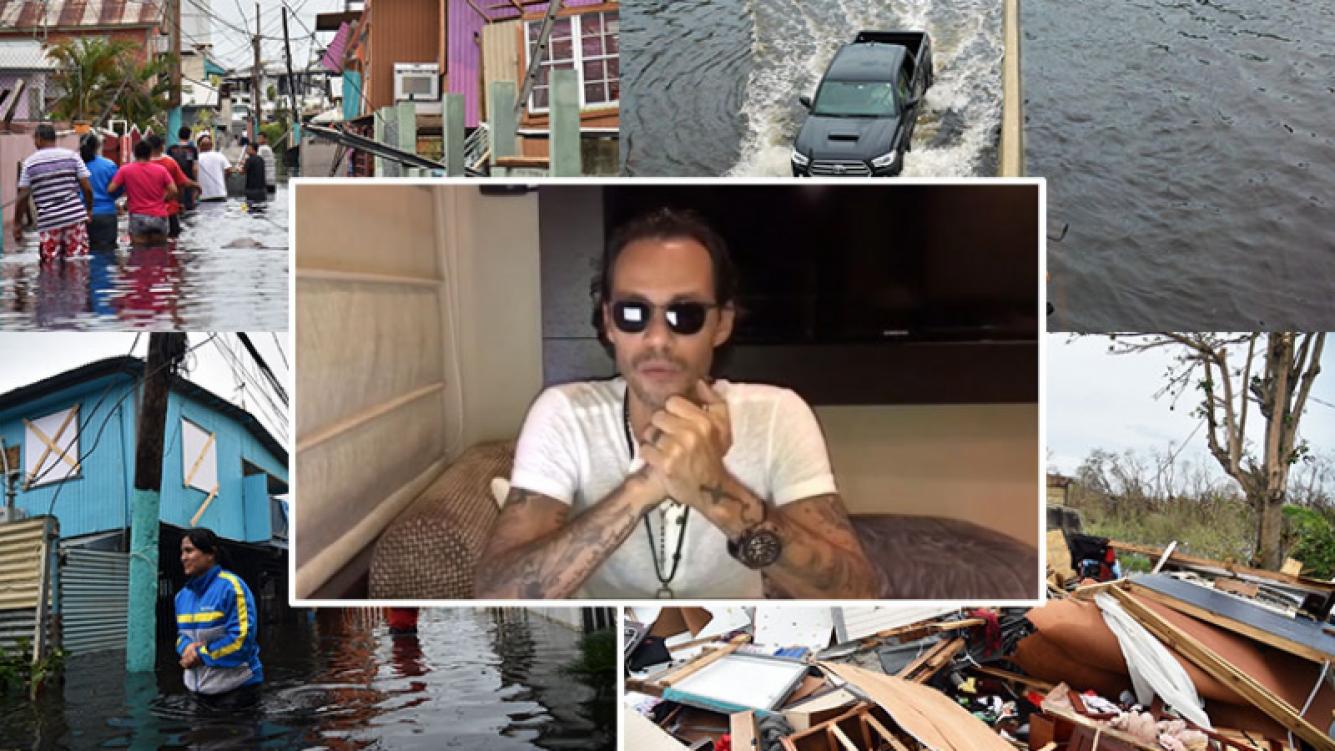Fonsi, López, Martin y Anthony piden apoyo para Puerto Rico