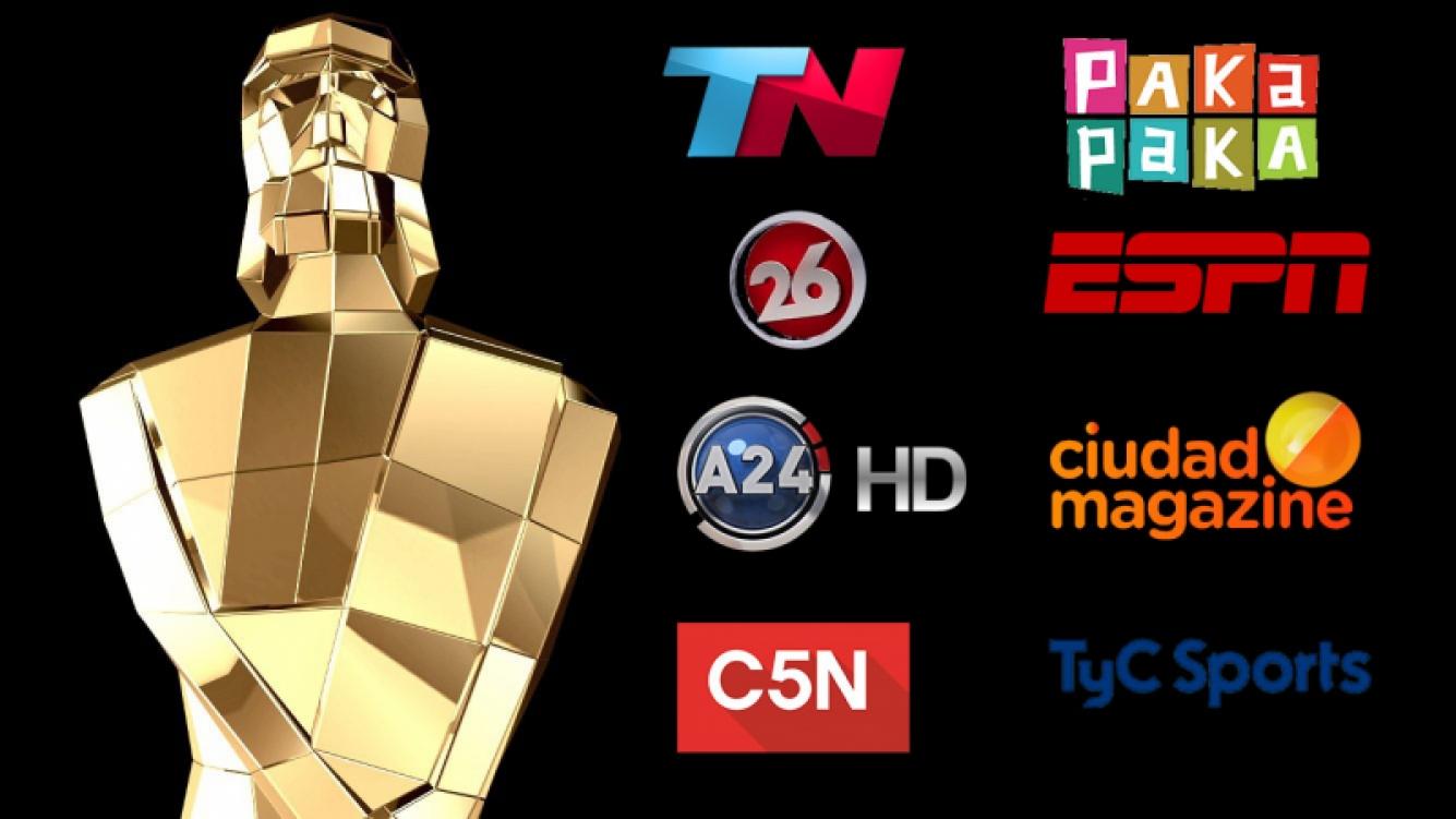 Se vienen los premios Martín Fierro de Cable 2017.