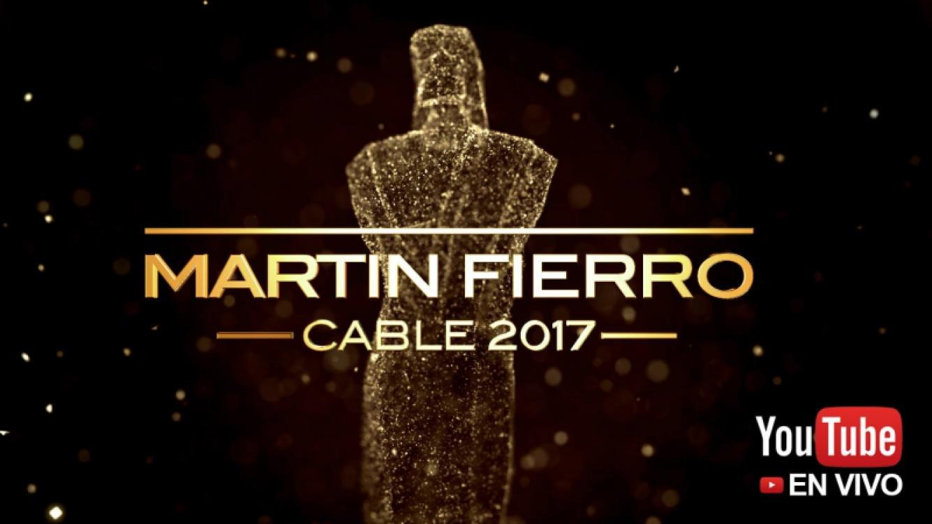 Seguí los Martín Fierro de Cable 2017 en vivo por Ciudad Magazine. Foto: Ciudad