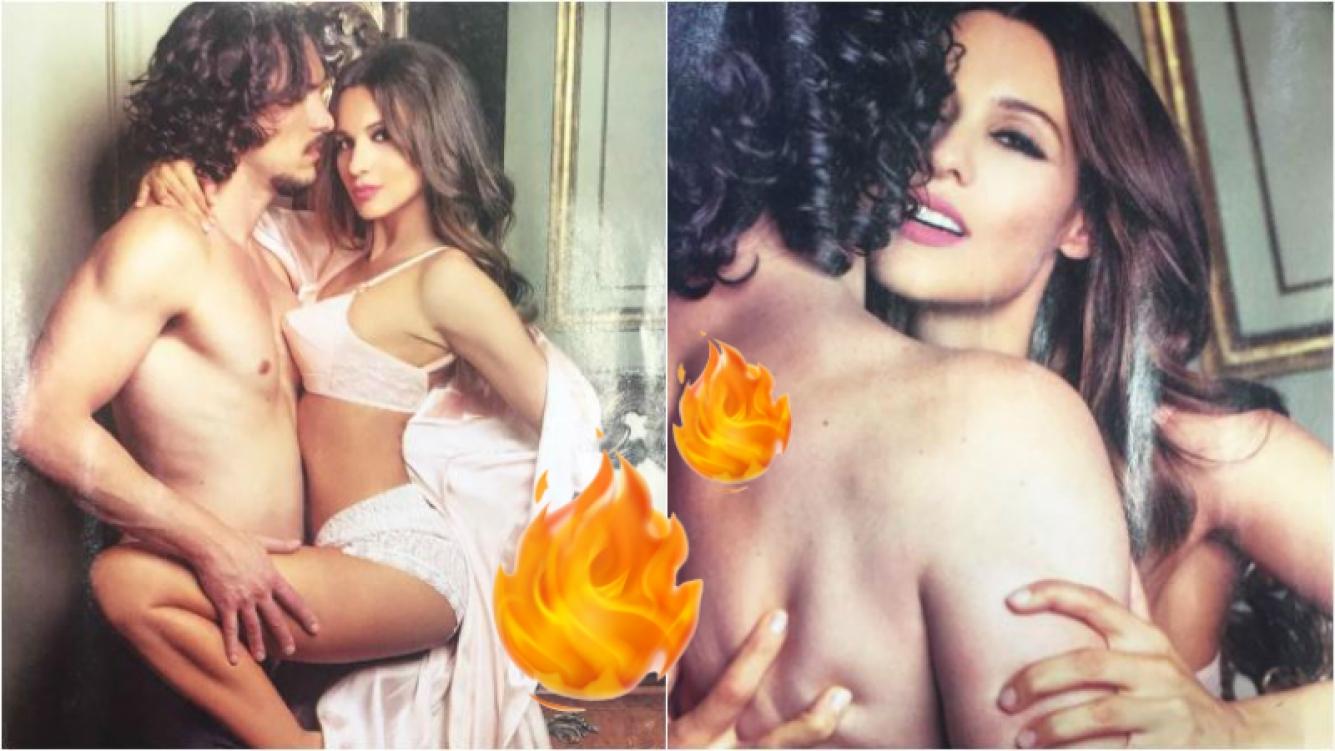 """¡Un fuego! La producción súper sexy de Pampita con Juan Sorini: """"Para mí la pasión tiene que ir con el amor"""""""