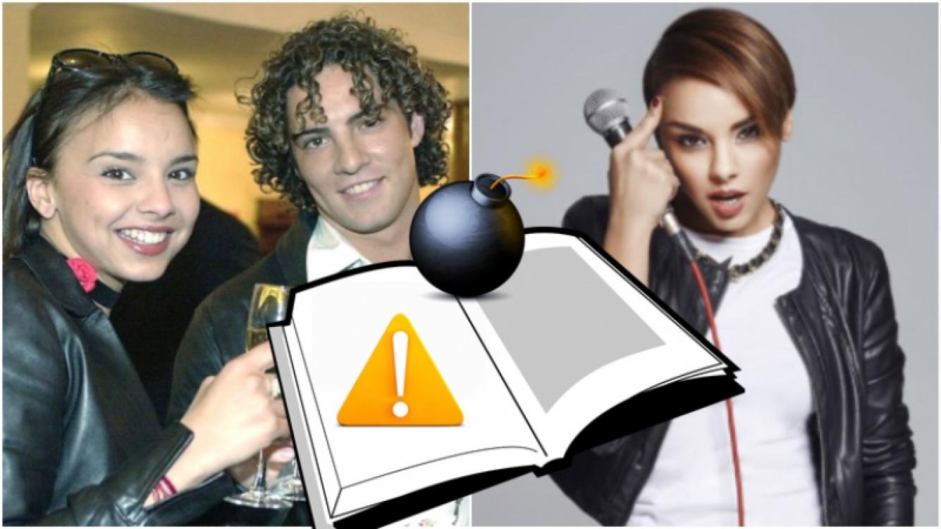 Chenoa contó en su libro las verdades razones por qué se separó de David Bisbal (Fotos: Web)