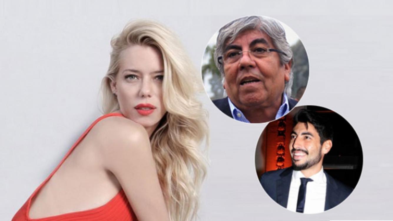Nicole Neumann habló de su encuentro con Hugo Moyano