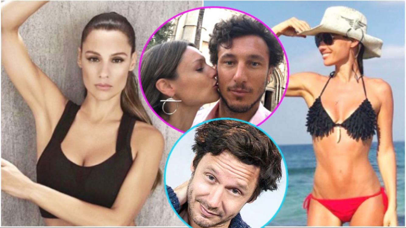 Pampita, muy enamorada de Pico Mónaco, habló de sus deseos de casarse y tener hijos... ¿y le dedicó un palito a Vicuña? (Fotos: Instagram y Web)