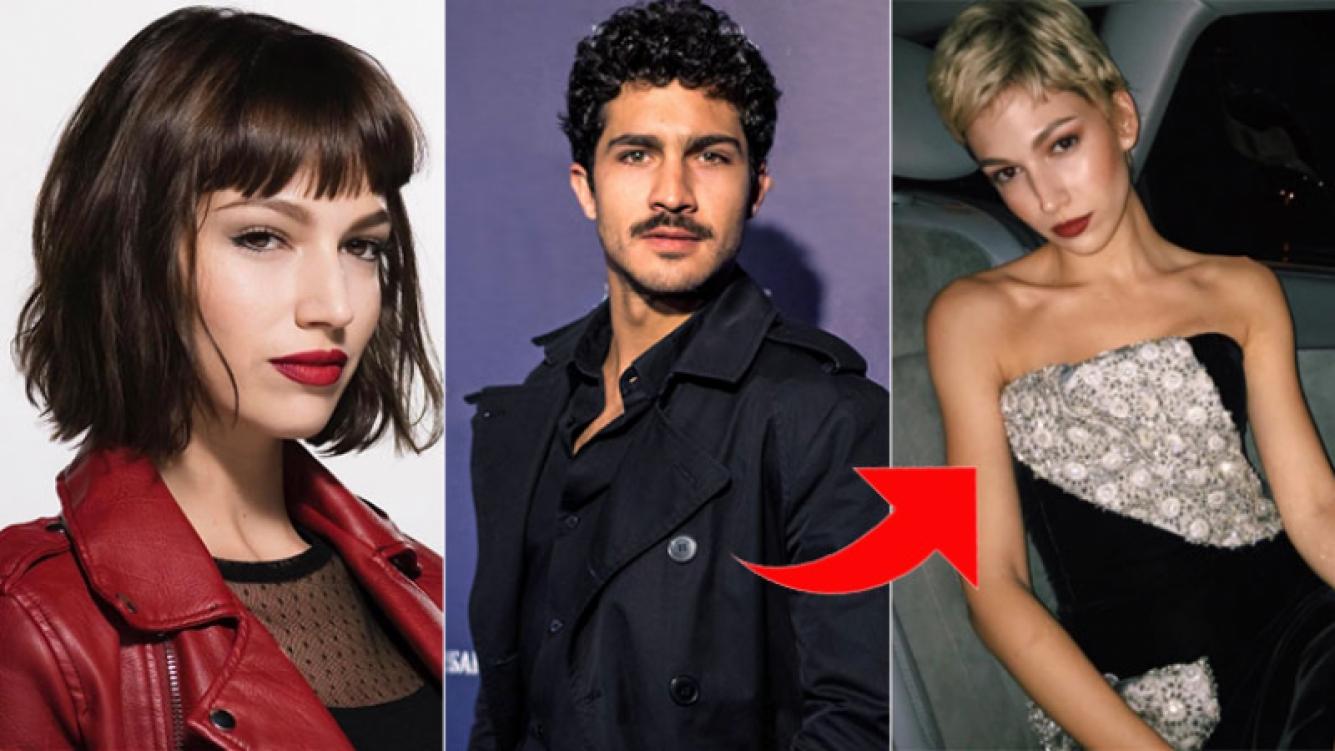 El radical cambio de look de la bella novia del Chino Darín