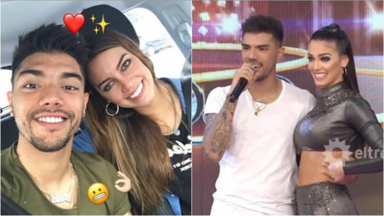 Tyago Griffo y Rocío Robles se reconciliaron y compartieron su primera foto juntos en las redes. Foto: Instagram/ Web