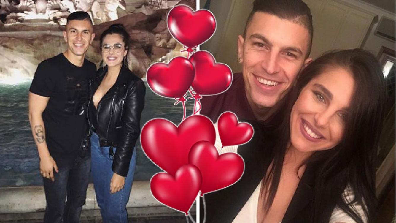 Ivana Icardi y Luifa Galesio cumplieron un año de novios. Foto: Instagram.