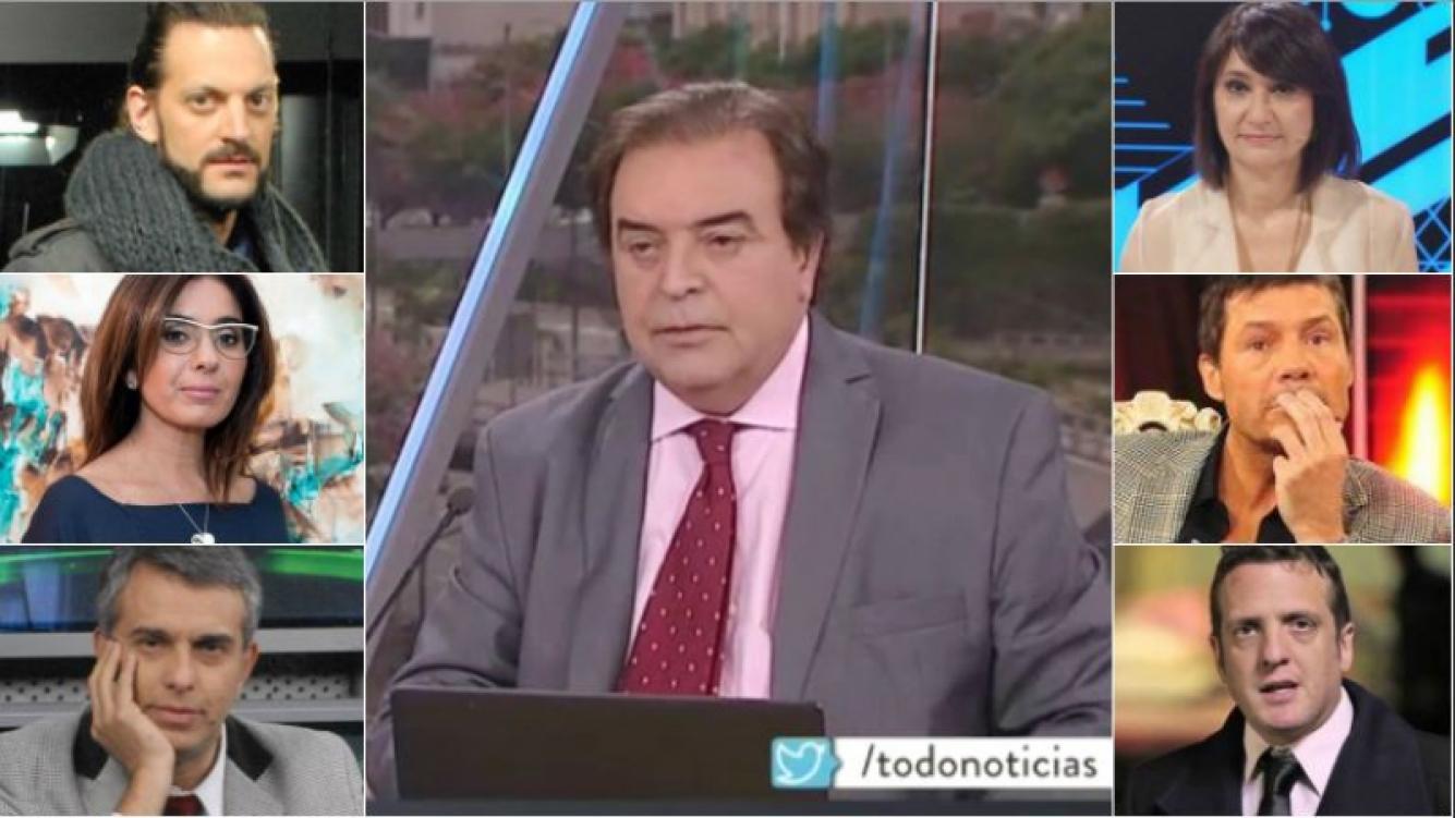 La triste despedida a Edgardo Antoñana de sus amigos, compañeros y colegas en Twitter