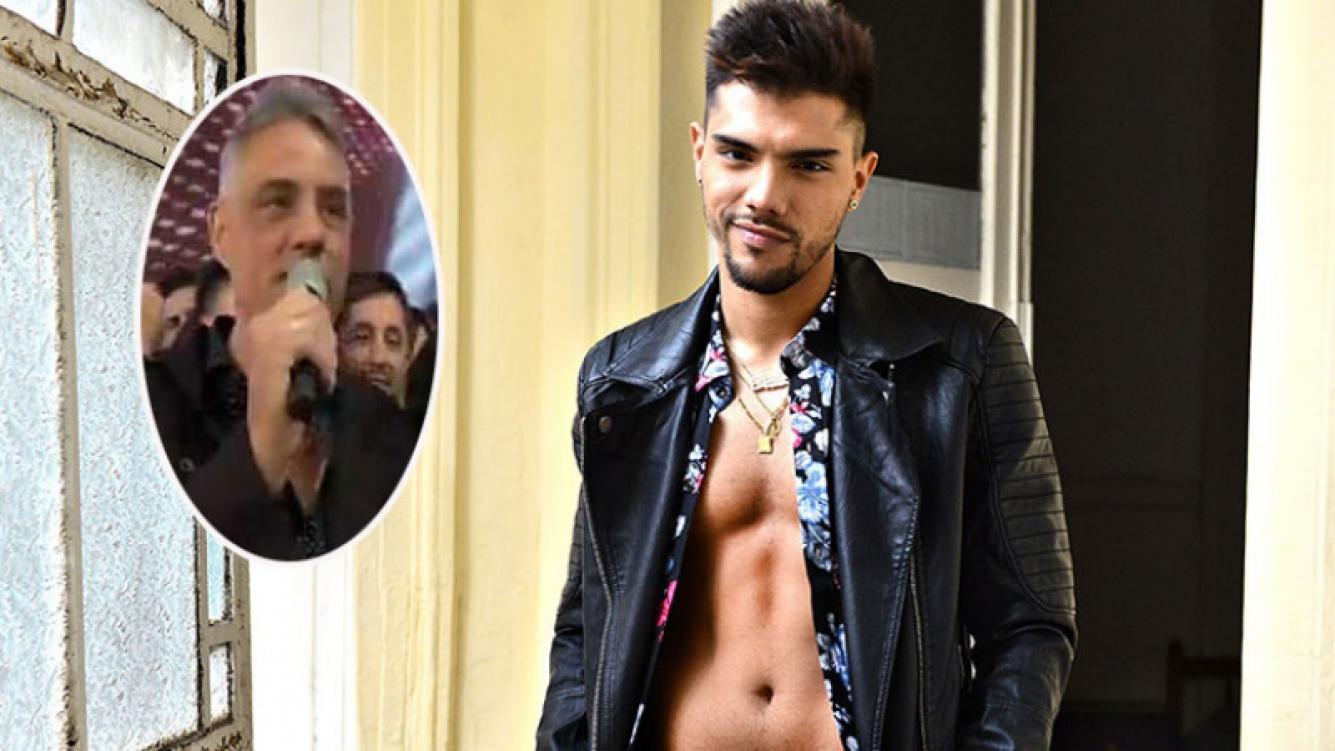 El padre de Tyago Griffo habló de los rumores sobre la sexualidad de su hijo