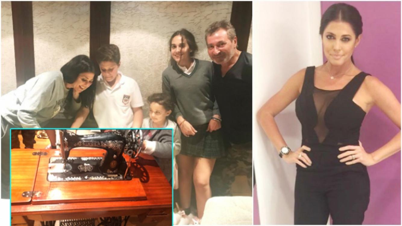 El tremendo regalo de Daniel Vila a Pamela David en el día de su cumpleaños (Fotos: Twitter e Instagram)