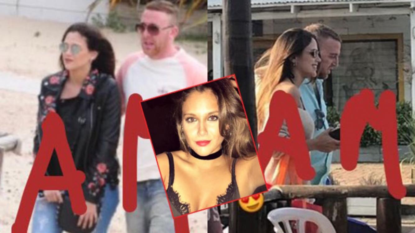 Barbie Vélez, ¿con nuevo novio?: mirá las fotos paseando en Punta con un misterioso hombre