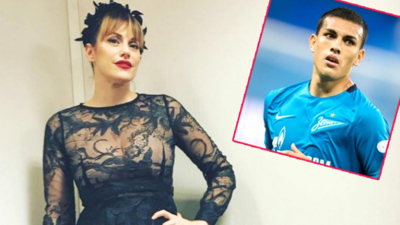 La respuesta hot de Connie Ansaldi a un seguidor de Twitter tras piropear a un futbolista de la Selección