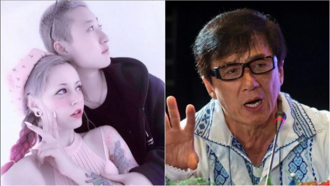 """La hija de Jackie Chan se declaró gay: """"Gracias por su amor y aceptación"""""""