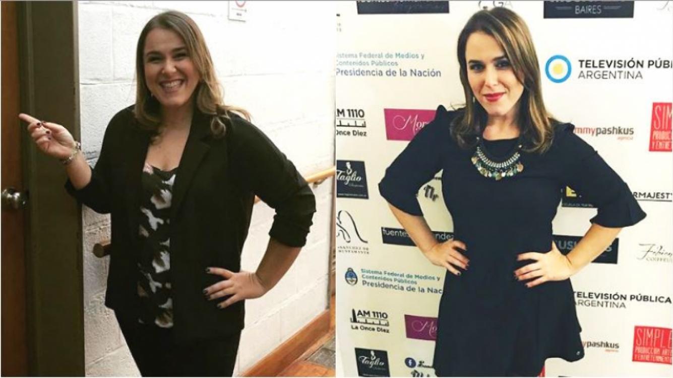 """Malena Guinzburg contó el drástico cambio de vida que le permitió bajar muchísimo de peso: """"Hice miles de dietas toda mi vida, pero con esta no soy una infeliz"""""""