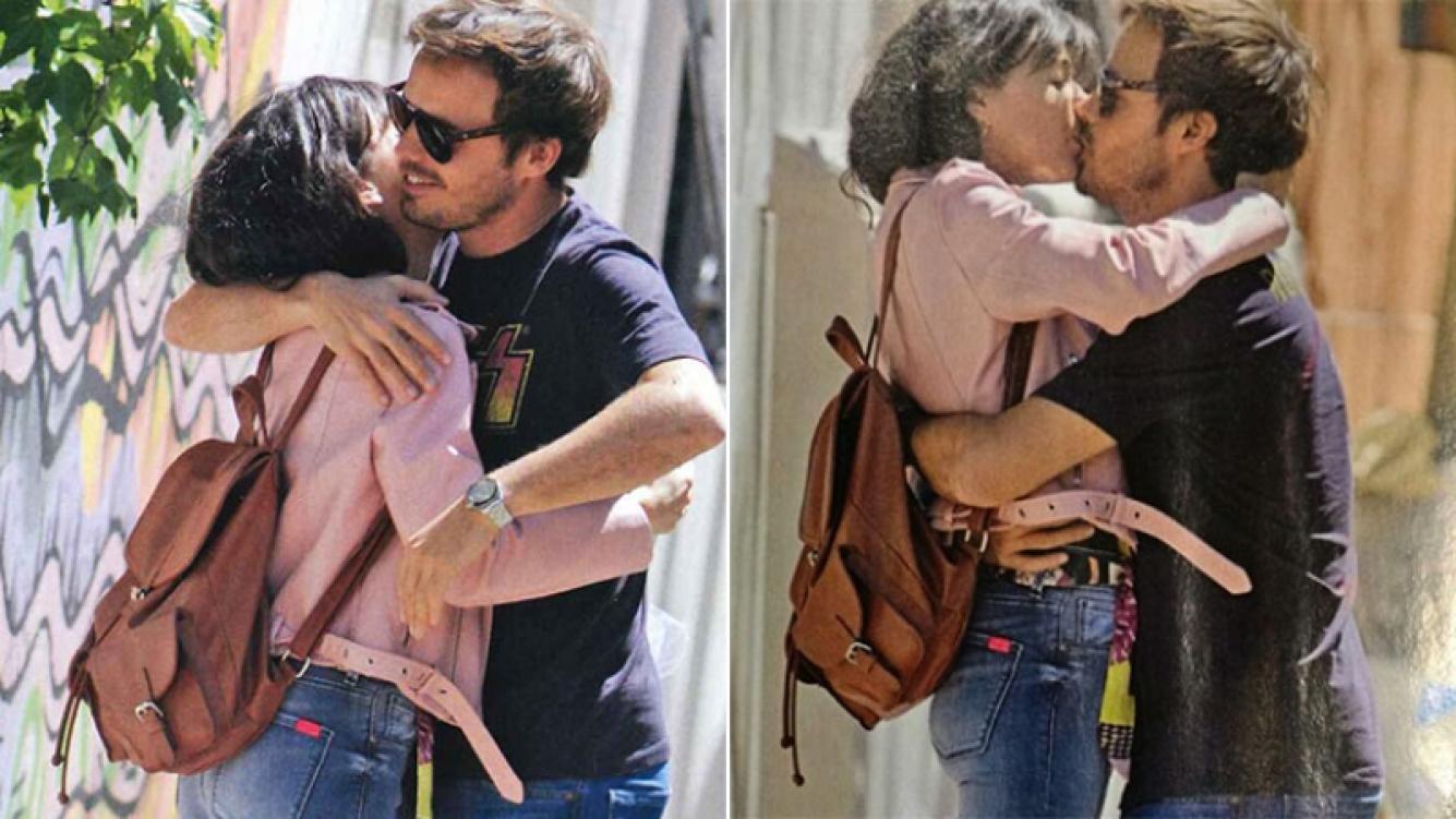 Benjamín Rojas y su novia, besos apasionados y paseo bajo el sol: Queremos construir nuestro hogar