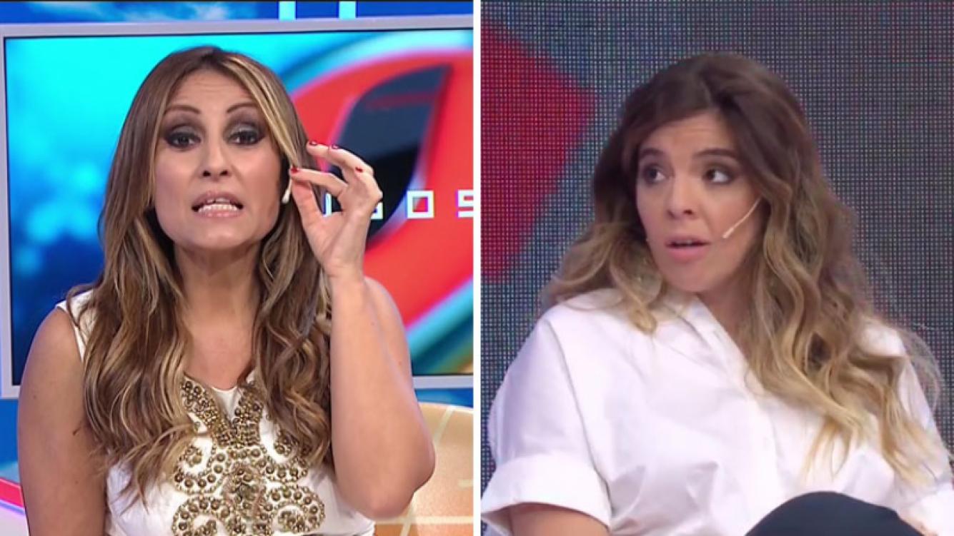 Marcela Tauro y Dalma Maradona se trenzaron en Twitter. (Foto: TV)