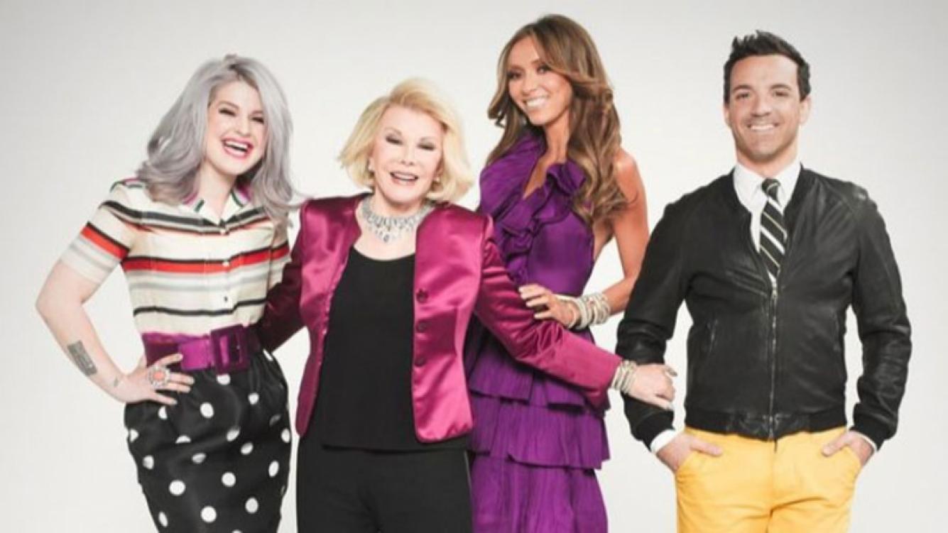 Fashion Police: el programa ícono de la moda llega a su fin