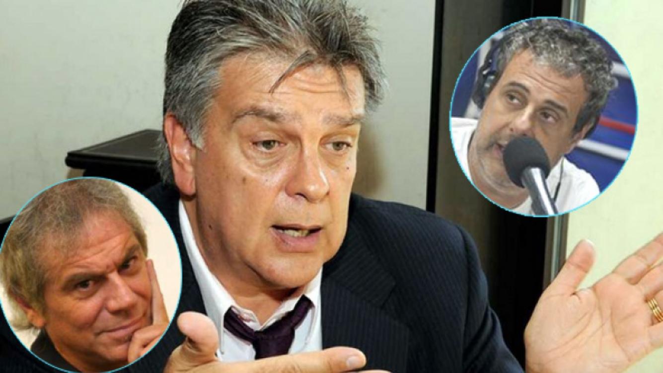Luis Ventura defendió a Ari Paluch y disparó contra Beto Casella