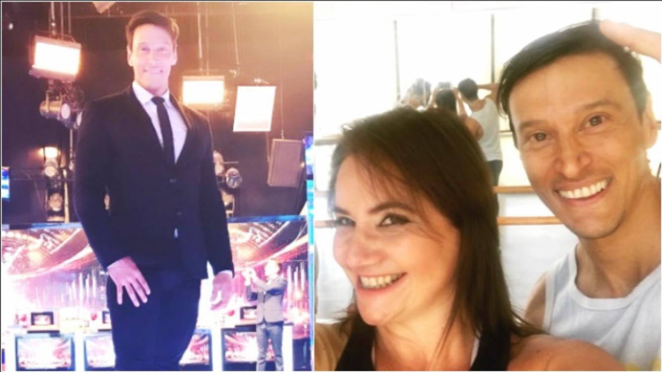 Nancy Pazos anunció que Joel Ledesma será su nuevo coach en Bailando 2017 (Fotos: Instagram)