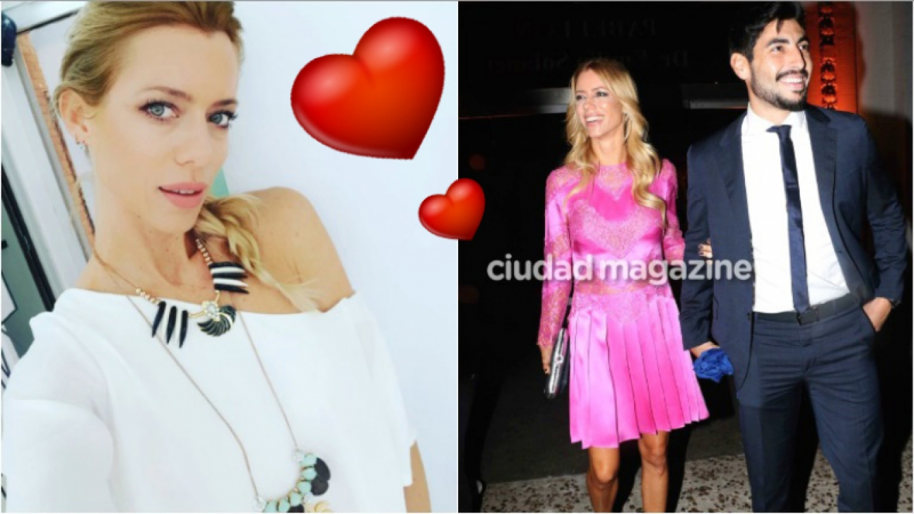 Nicole Neumann habló de su relación con Facundo Moyano (Fotos: Instagram y Ciudad Magazine)