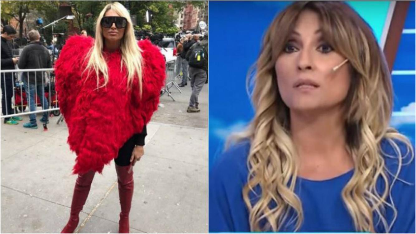 Vicky fue al lugar del atentado en Nueva York y llovieron las críticas