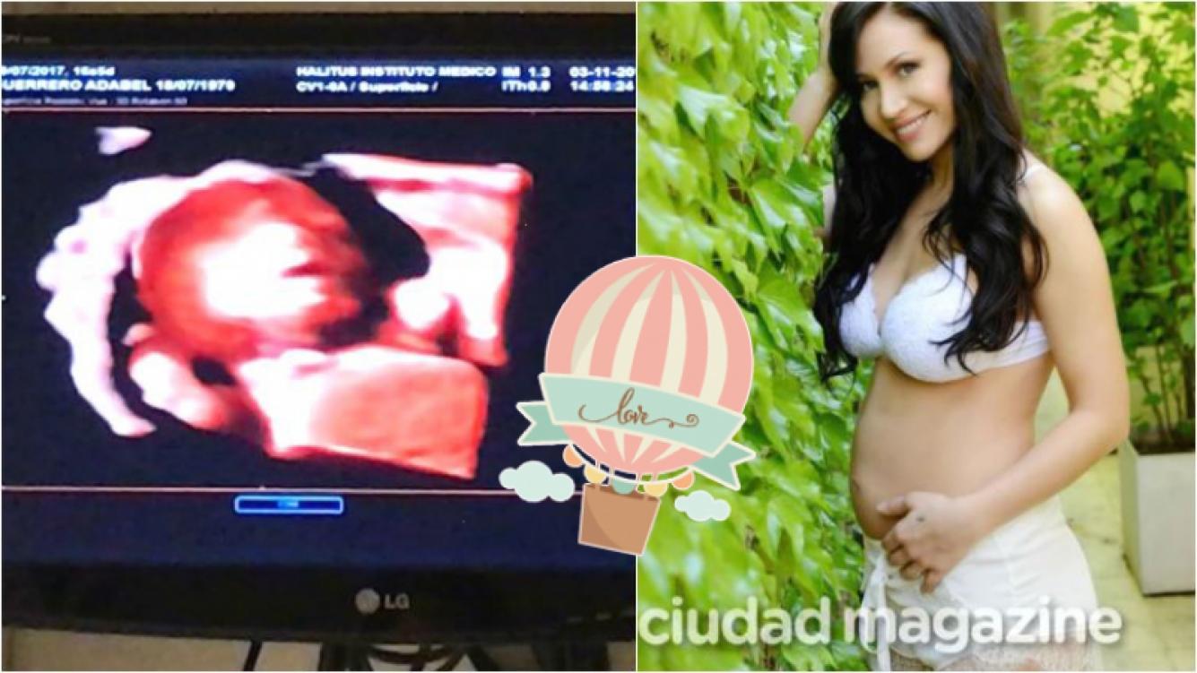 """Adabel Guerrero mostró la primera ecografía de su beba: """"¡Les presento a Lola! Emoción, amor, sin palabras"""" Foto: Ciudad/ Instagram"""