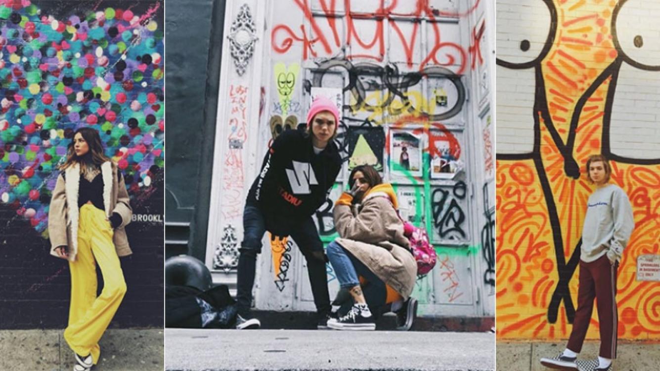 El álbum de fotos de los días de amor de Cande Tinelli y Franco Masini en Nueva York