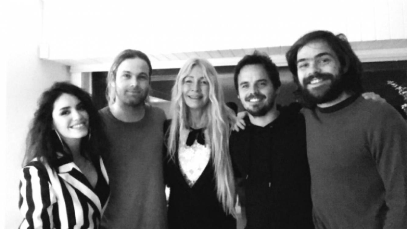 El feliz reencuentro de Cris Morena con los ex Casi Ángeles: Con mis amores de siempre