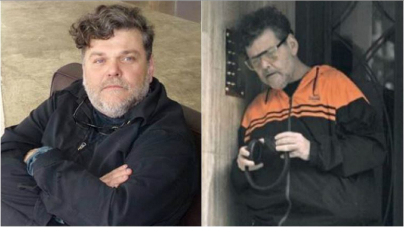 Las primeras fotos de Alfredo Casero tras su bypass gástrico