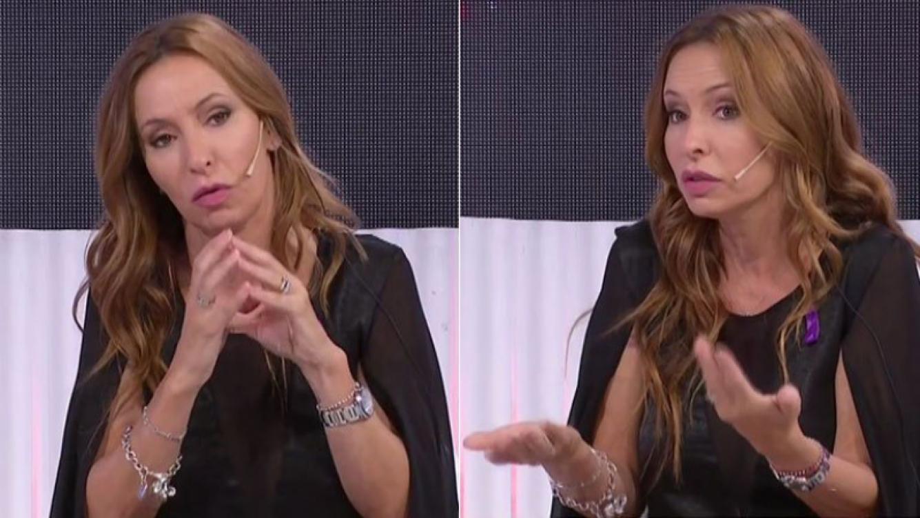 Fuerte relato de Analía Franchín: contó el abuso que sufrió a los 12 en un colectivo
