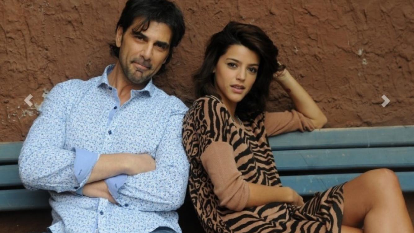 Juan Darthés y Calu Rivero, de pareja de novela a rivales ante la Justicia. (Foto: Clarín)