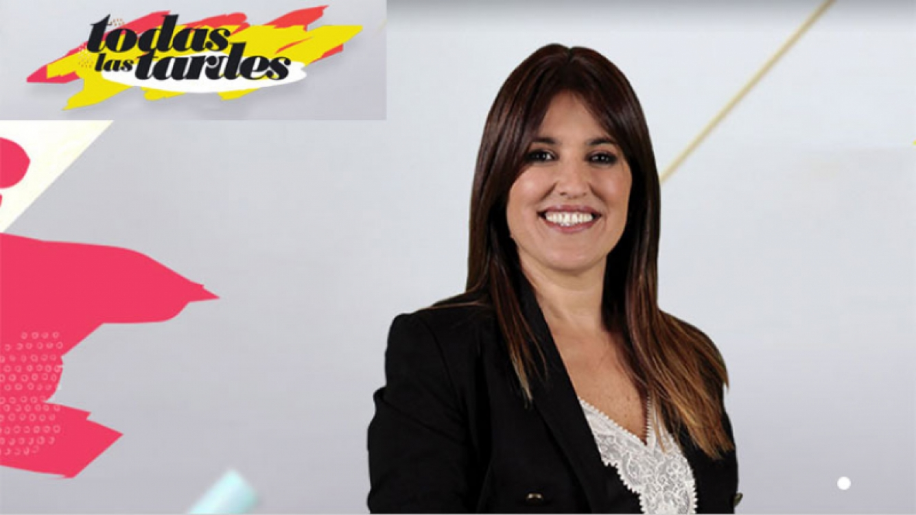 Maju Lozano vulve a la TV