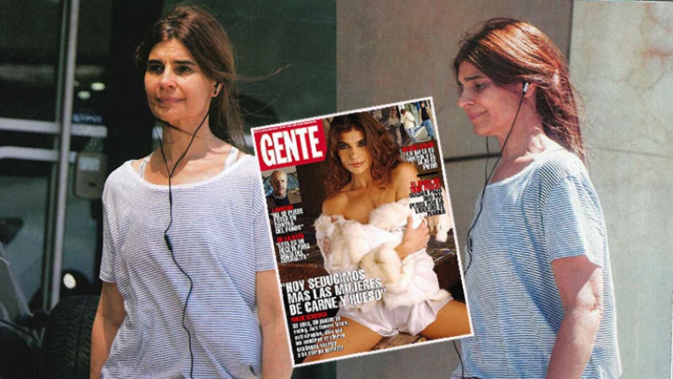 La nueva vida de Millie Stegmann, lejos de la fama (Revista Paparazzi).