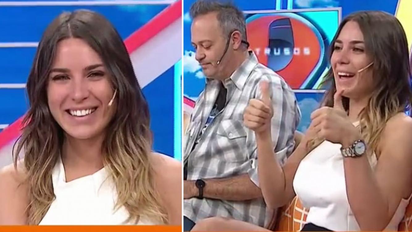 Mina Bonino se sumará a Intrusos a partir de enero. Foto: TV