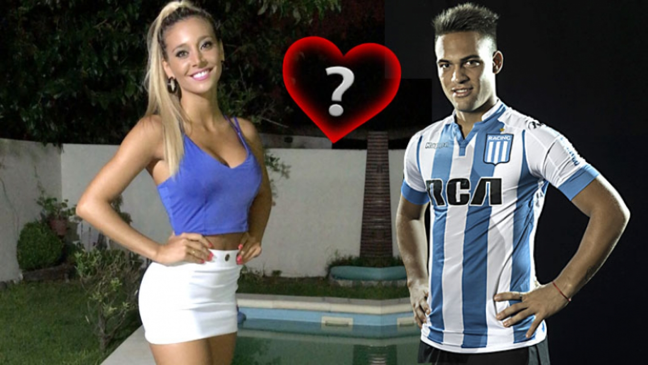 Sol Pérez y la versión de romance con el delantero Lautaro Martínez.
