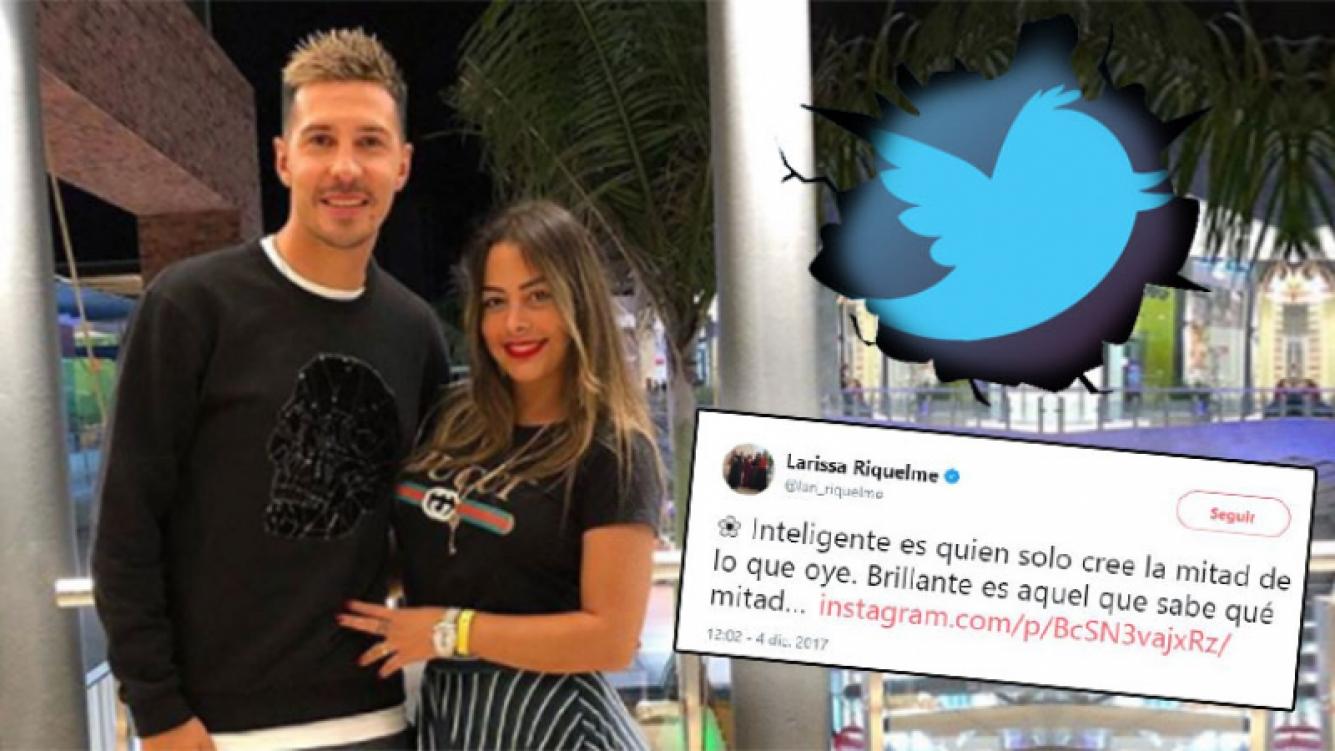 Fuerte tweet de Larissa Riquelme, tras la orden de captura internacional de Jonathan Fabbro.