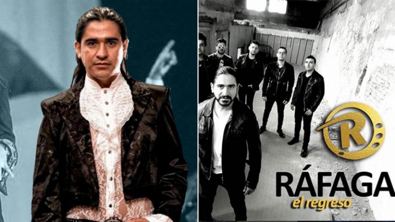 Ariel Puchetta anunció su regreso a Ráfaga.