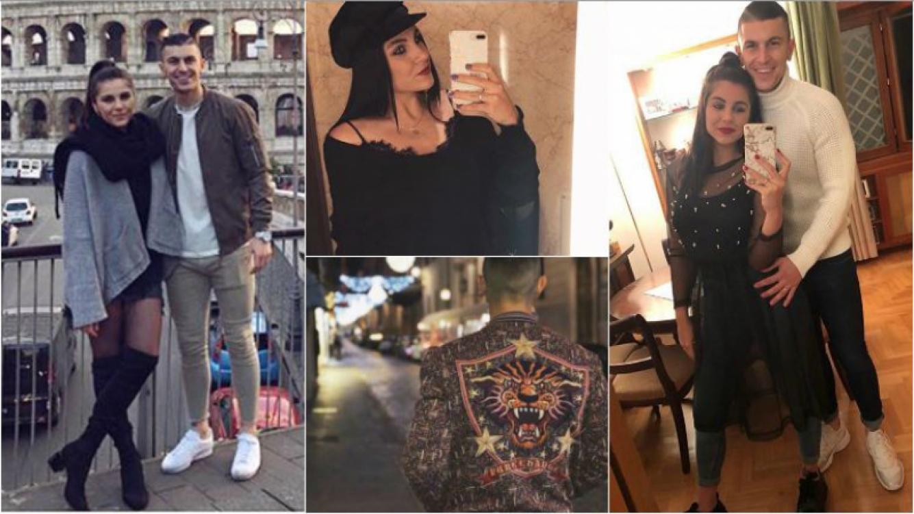 Ivana Icardi y Luifa Galesio, juntos y enamorados en Roma: Siempre a tu lado