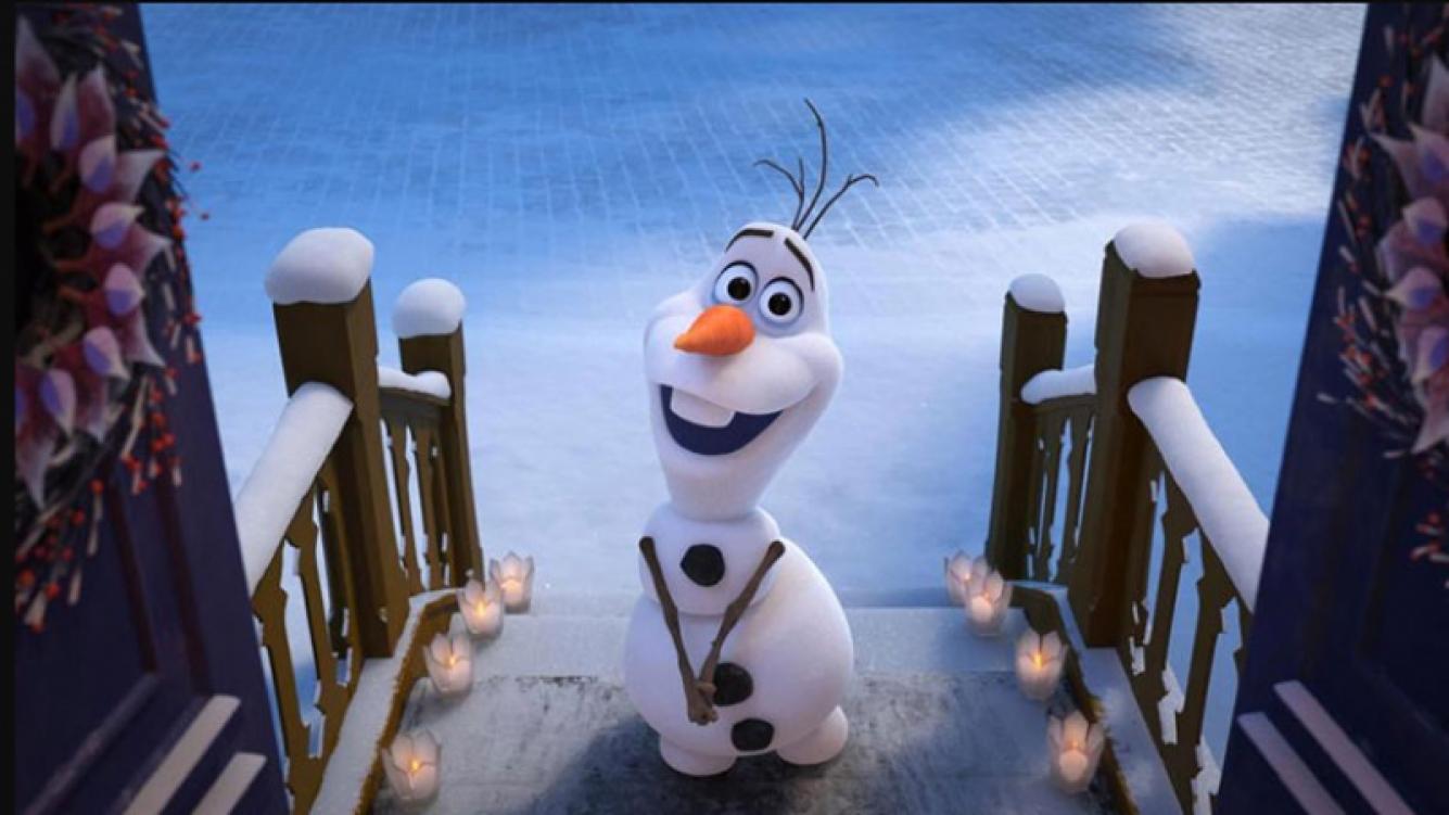 Disney estrena el nuevo corto spin off del universo Frozen