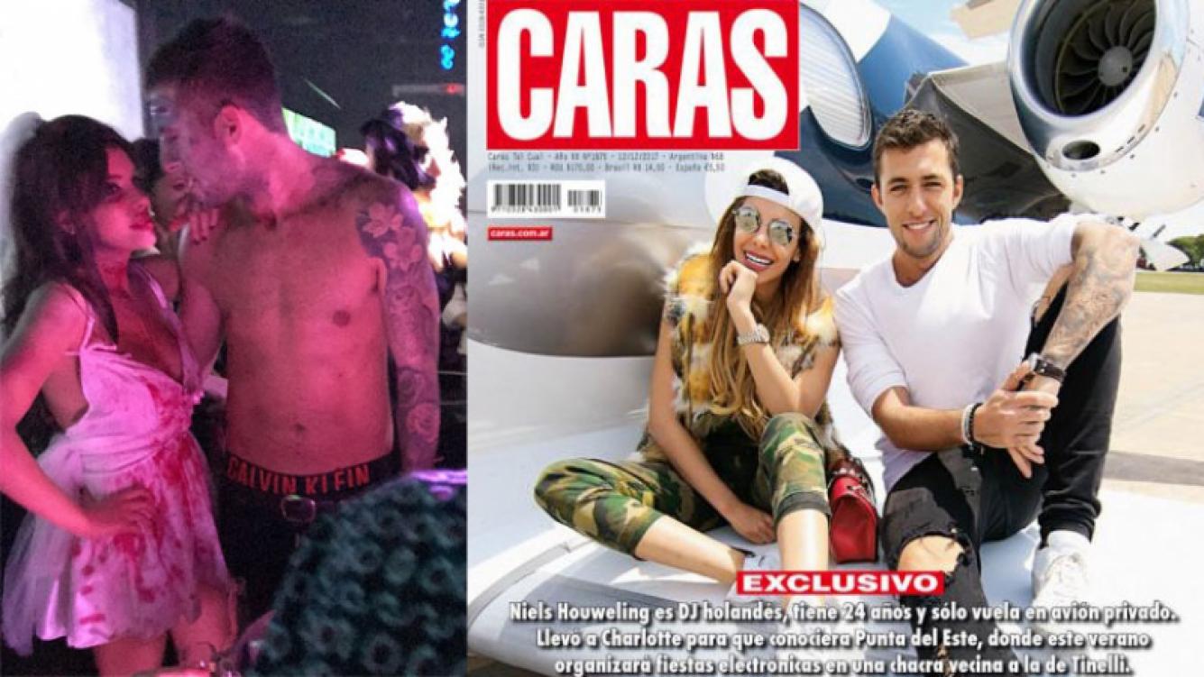 ¿Quién es el nuevo novio millonario de Charlotte Caniggia?