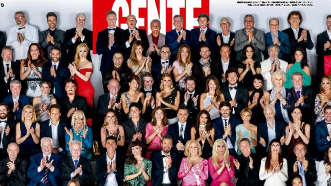 Los Personajes del Año de la revista Gente (Fotos: Gente).