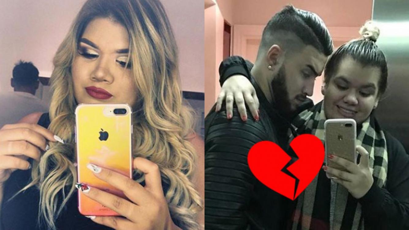 El contundente mensaje de Morena Rial a su ex