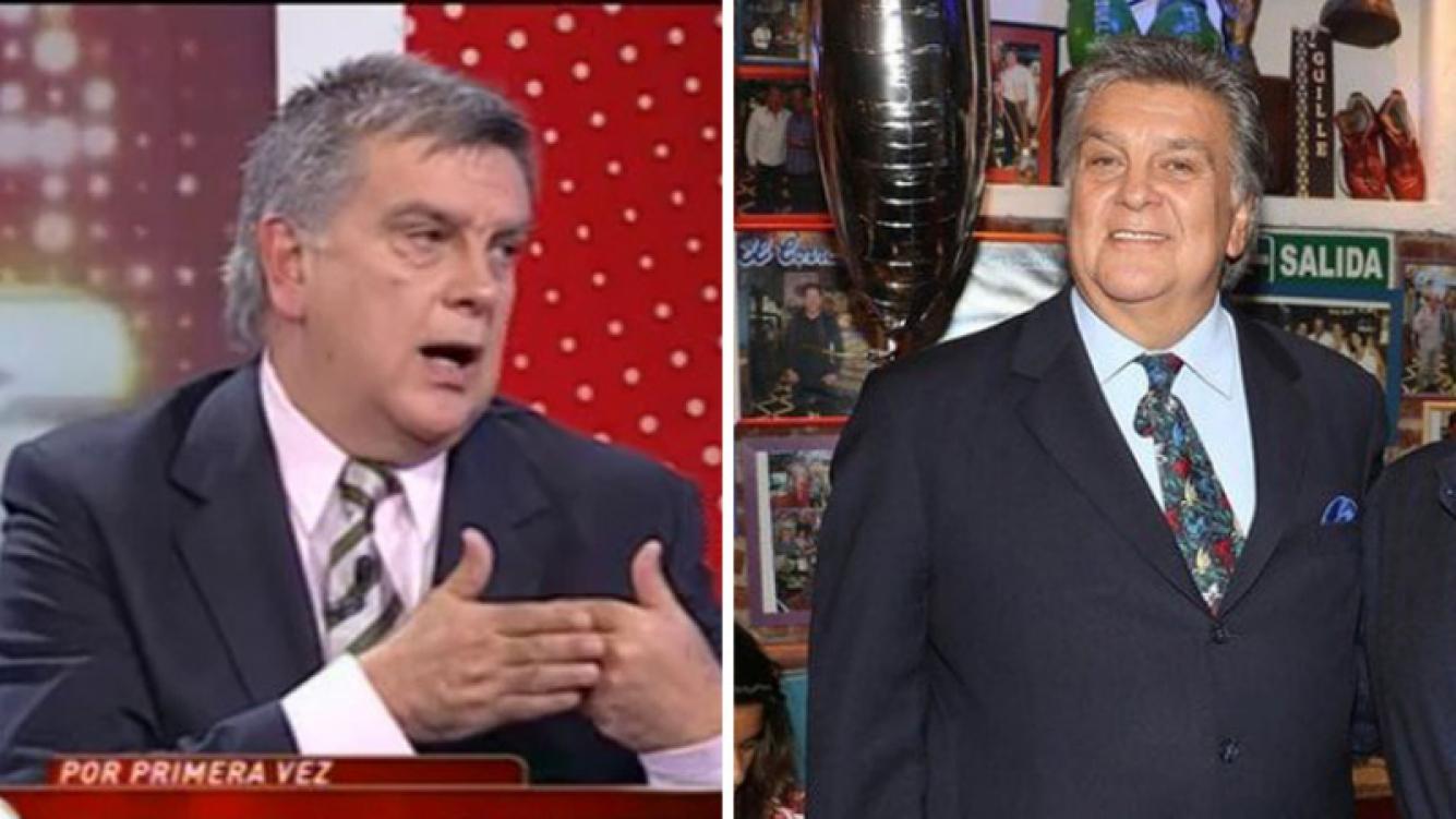 Luis Ventura podría volver a Intrusos junto a Jorge Rial. (Foto: Twitter)