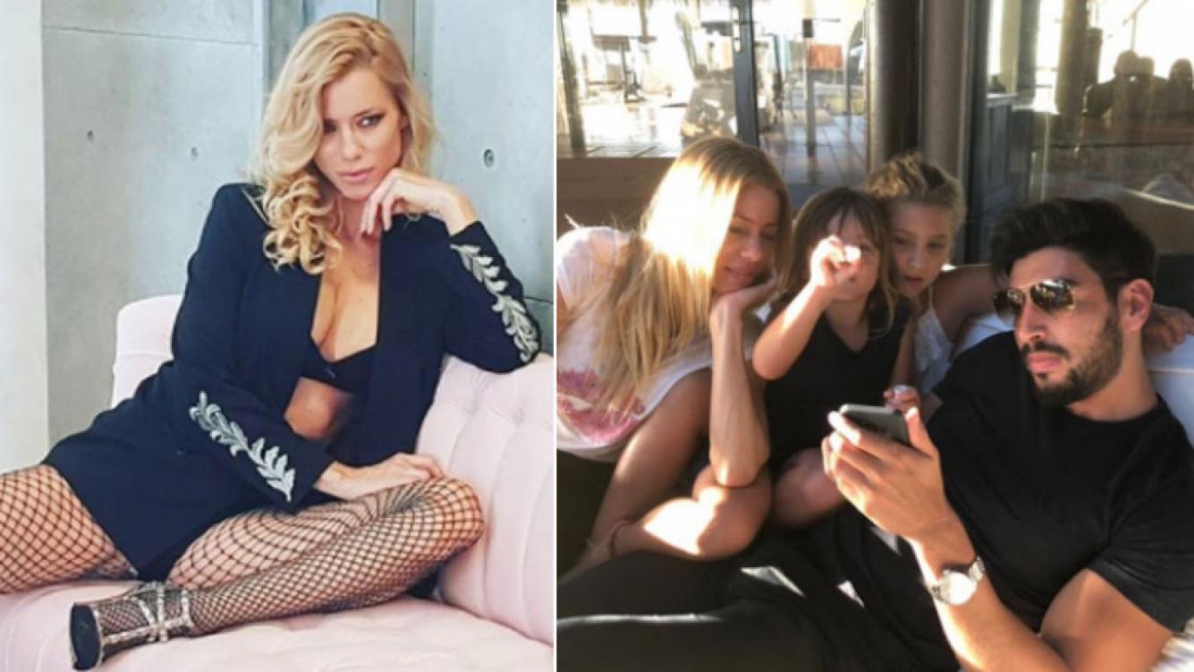 Nicole contó cómo reaccionaron sus hijas cuando les presentó a Facundo Moyano