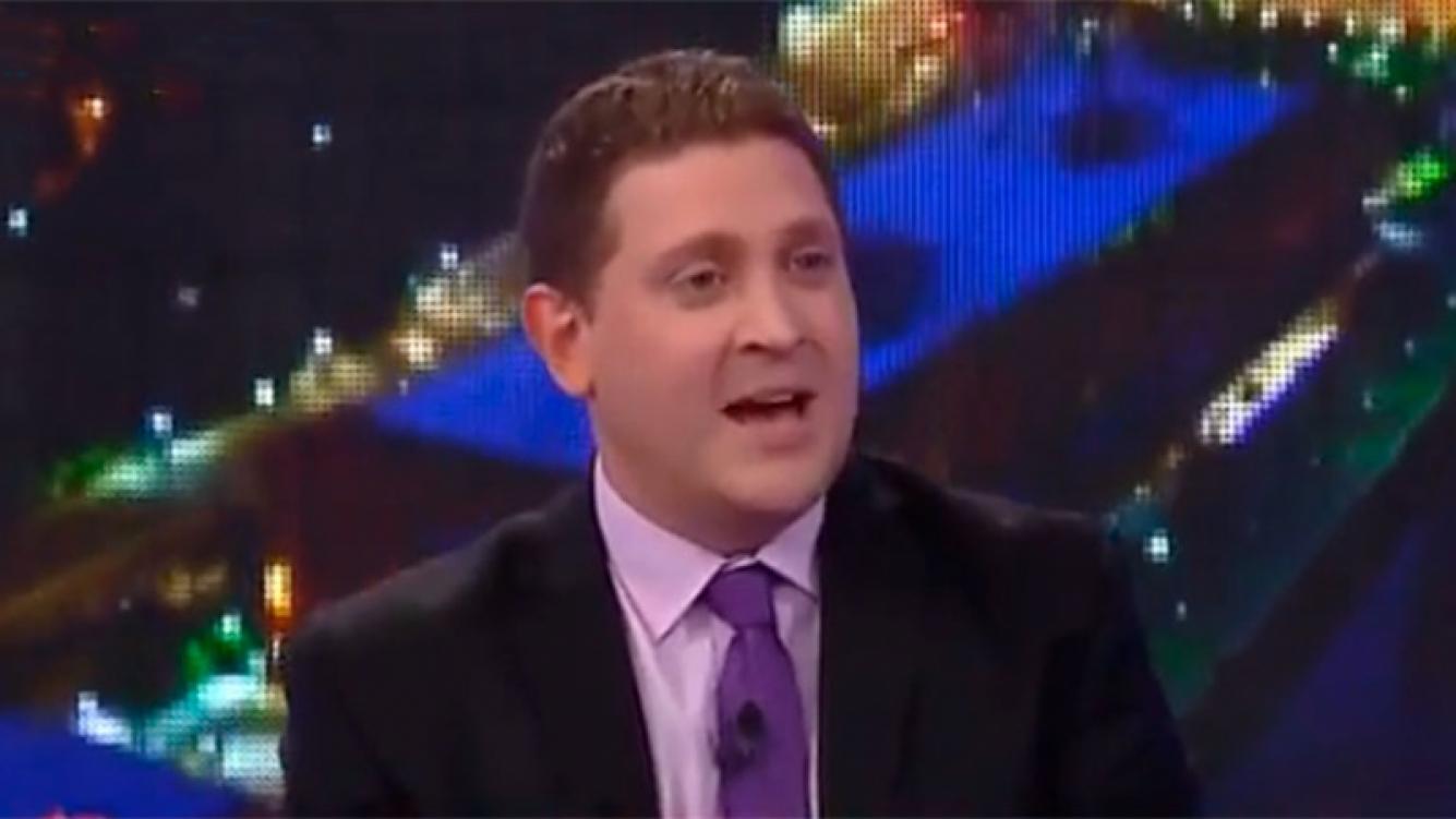 Jonatan Viale se dedicará a pleno a la conducción en la CNN