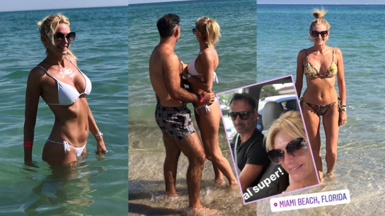 Yanina y Diego Latorre reconstruyen su amor en Miami