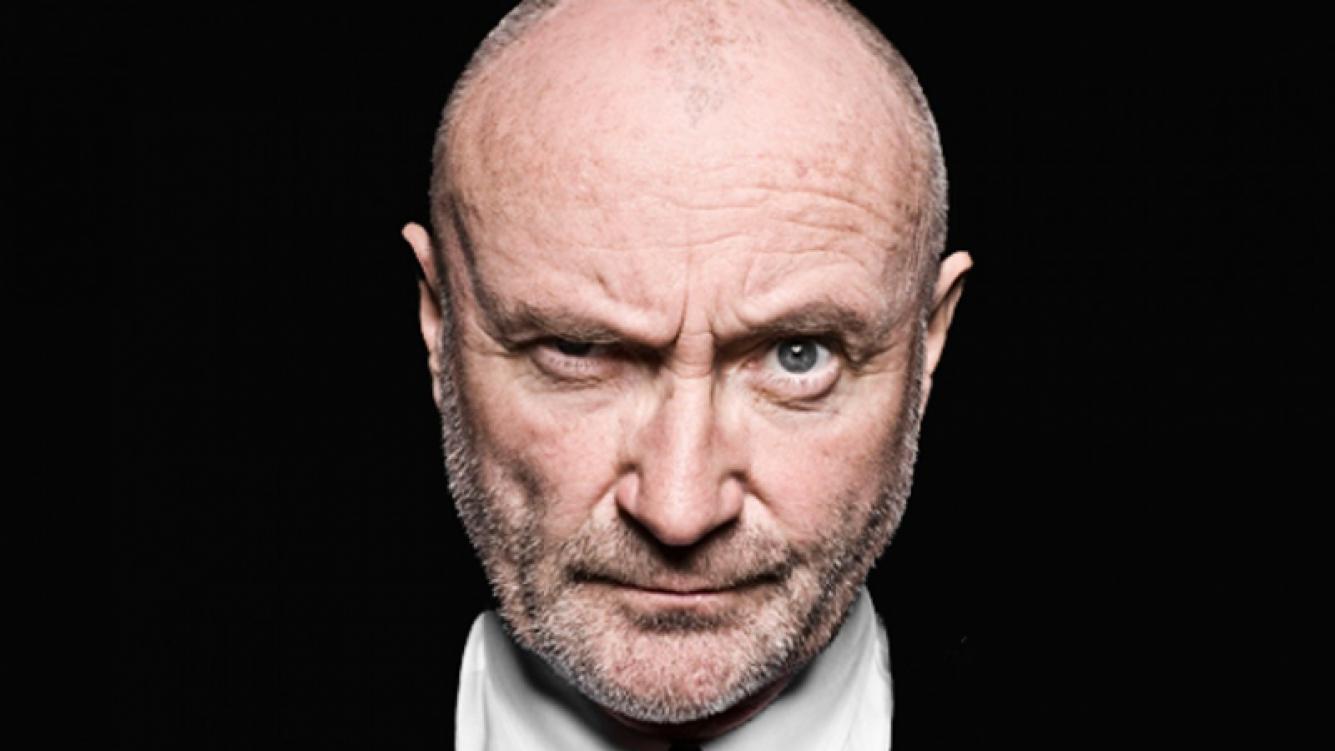 Phil Collins se presentará en Córdoba el 19 de marzo